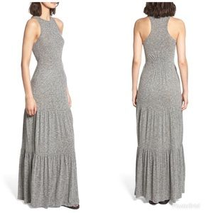 All Saints Bello Dress Heather Grey Size Medium